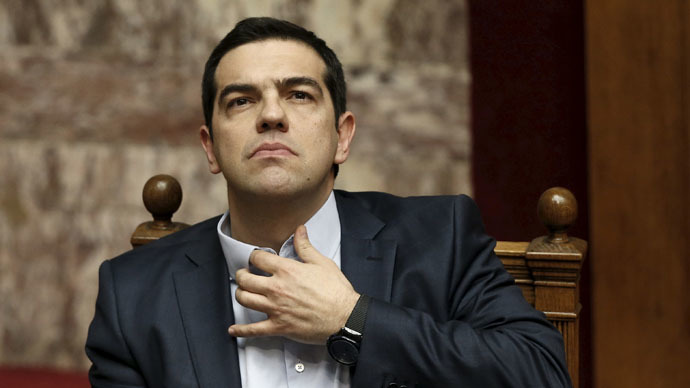 Tsipras heads to Moscow hoping to get money from Putin?