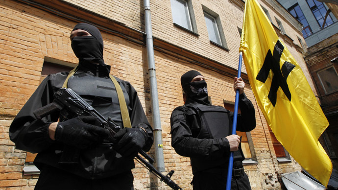 'Result of Maidan – revival of Nazism in Ukraine'