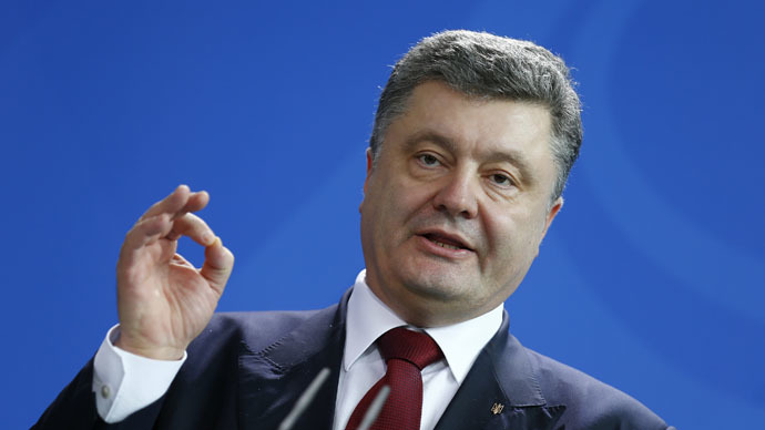 Ukrainian leader losing sense of reality