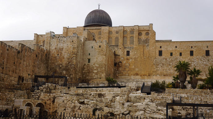 Would King David want Jerusalem cleared of Palestinians?