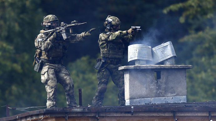 'Ukrainian crisis - NATO pretext to contain and besiege Russia'