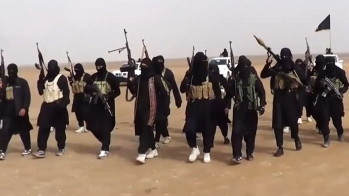 'ISIS good at propaganda & marketing and youngsters buy into it'
