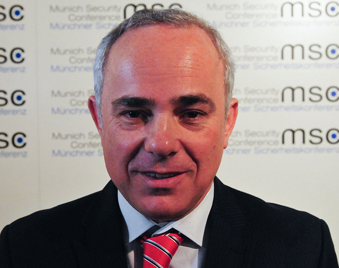 Yuval Steinitz (Image from wikipedia.org)