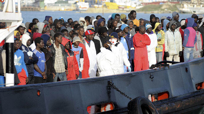 'Europe must support refugees & rescue them from Mediterranean'