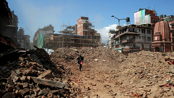 'Nepal earthquake: Health & safety concerns top priority'