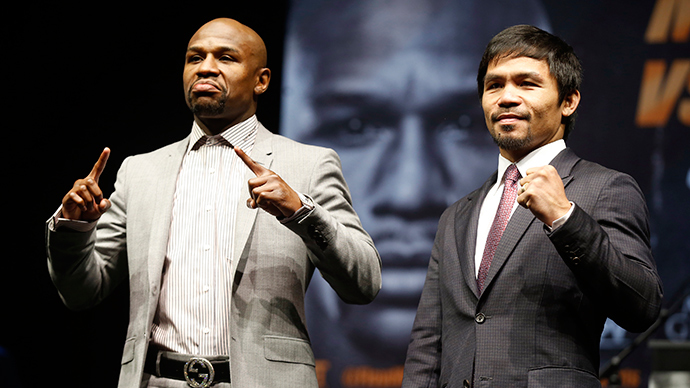 ​Mayweather vs. Pacquiao, the most lucrative fight ever, but is it the biggest?