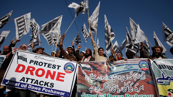 'Strong link between US drone strikes and rise of suicide terrorism in Pakistan'