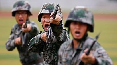 Asia's arms race – look whose interest is being served