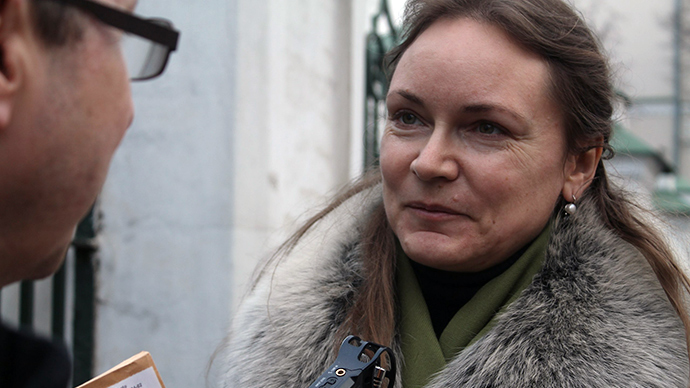E.Ukraine forces close-up: Meet Margarita Seidler, female voice for Strelkov's cause