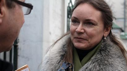 E.Ukraine forces close-up: Meet Margarita Seidler, female voice for Strelkov's cause