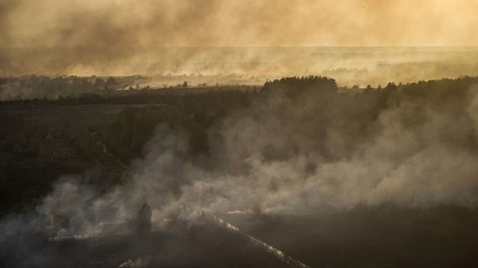 ​'Indefinite danger': Chernobyl wildfire crisis is natural part of centuries-long disaster cycle