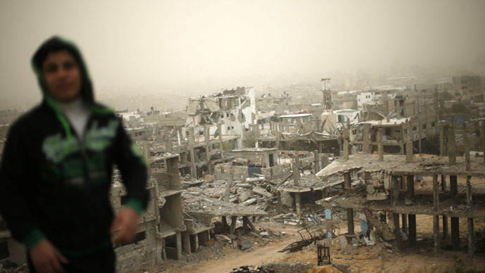 Gaza war: 'Soldiers stopped caring about people, it became a video game'