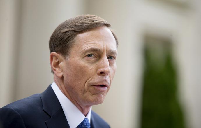 David Petraeus. (Reuters/Chris Keane)