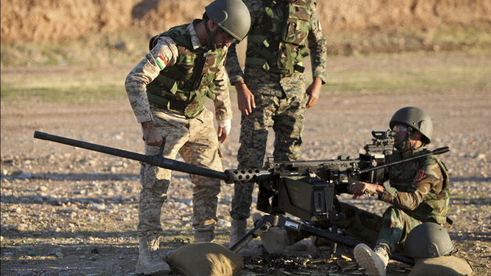 'US wants to use the Iraqi government as carrot and stick against Kurds'