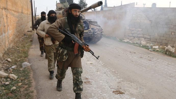Members of al Qaeda's Nusra Front. (Reuters/Hosam Katan)