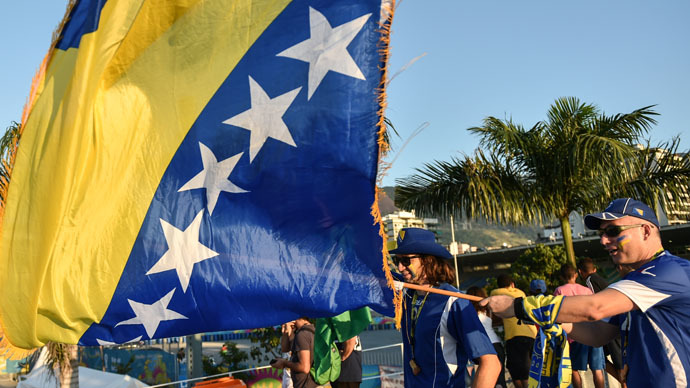 ​Bosnia and Herzegovina: Effective sovereignty through equality of constituent peoples