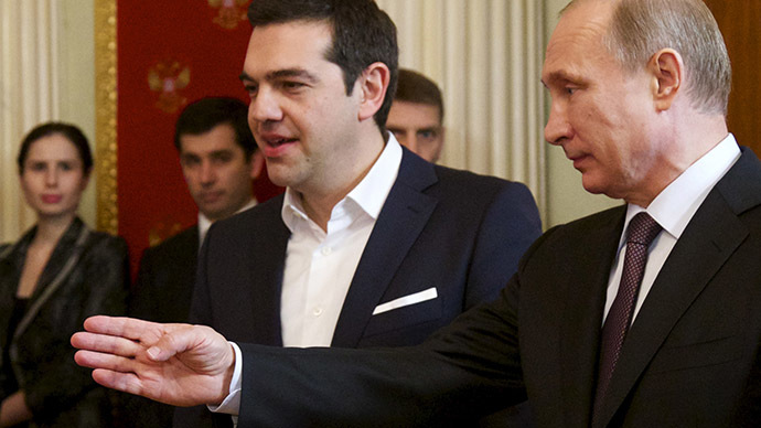 Greece & Turkish Stream: 'Athens in Russia v West, investment v debt dilemma'