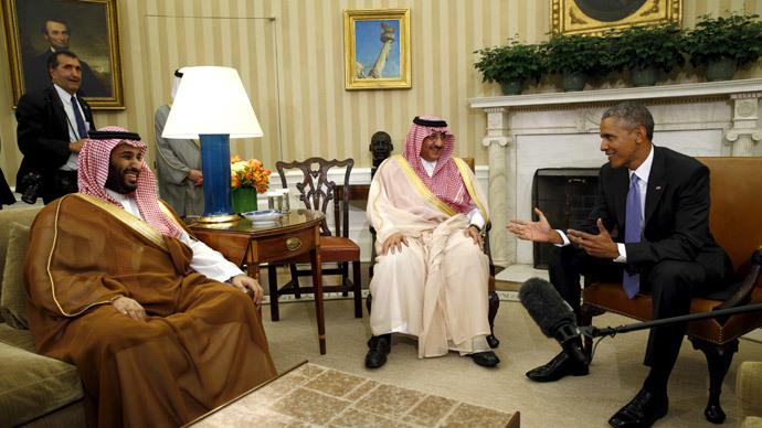 'US closing eyes to Saudi atrocities – sign of extraordinary hypocrisy for Iranians'