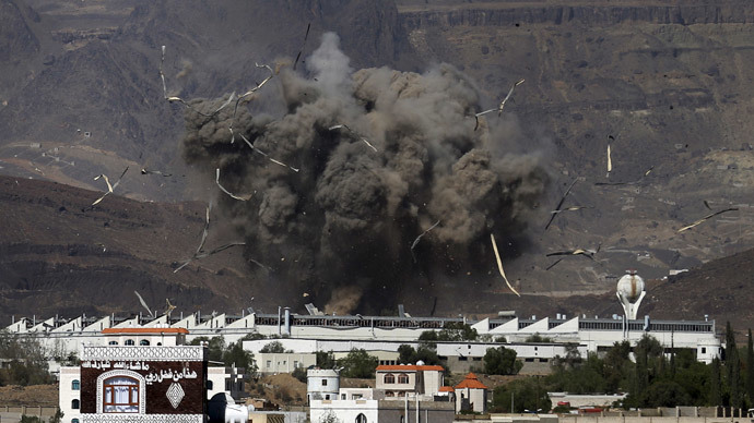 The Evil within: The truth we dare not see about Saudi Arabia's war in Yemen