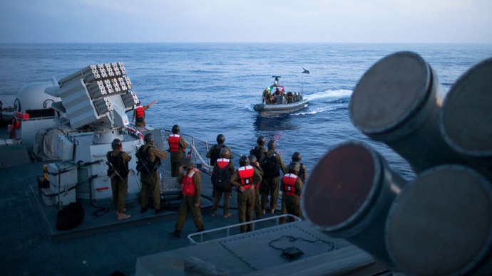New Gaza flotilla: 'We are not scared of Israeli brutality'