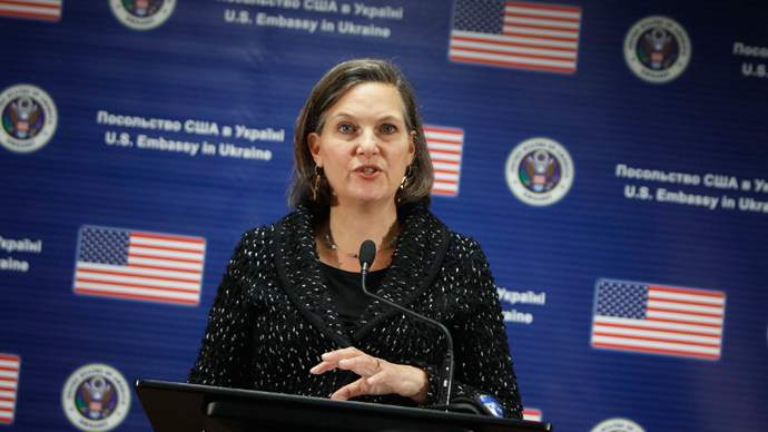 'Bigger role' for US in Minsk II accords: Are you sure, Ms. Nuland?