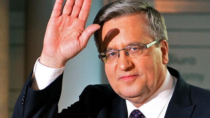 Polish voters show their disdain for politics as usual