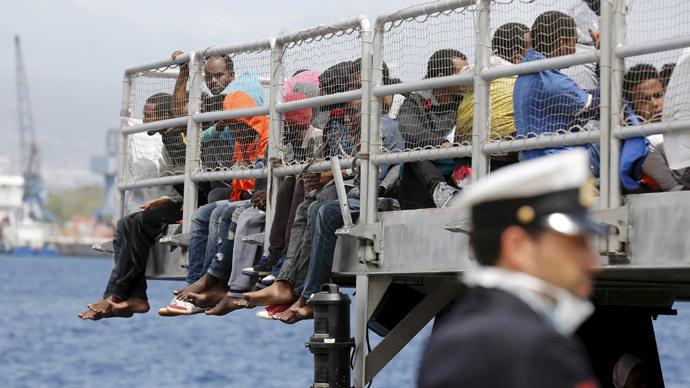 Reuters / Antonio Parrinello