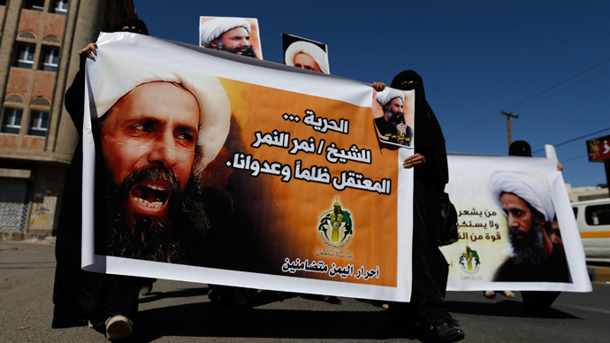 Saudi Arabia risks revolution with execution of activist Sheikh al-Nimr