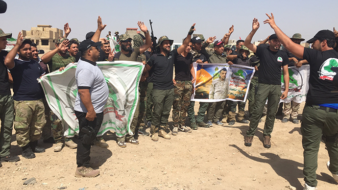 Iraq Diary, Day 4: Meeting one of Iraq's most powerful men