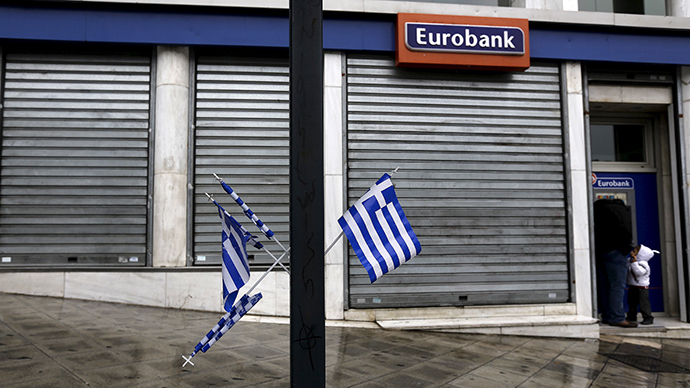 'Greek government's responsibility for debt crisis approximately zero'