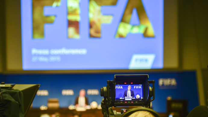 'US on mission to clean up FIFA'