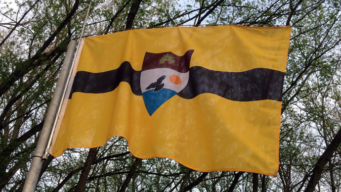 ​'Less government, no taxes' – Liberland president
