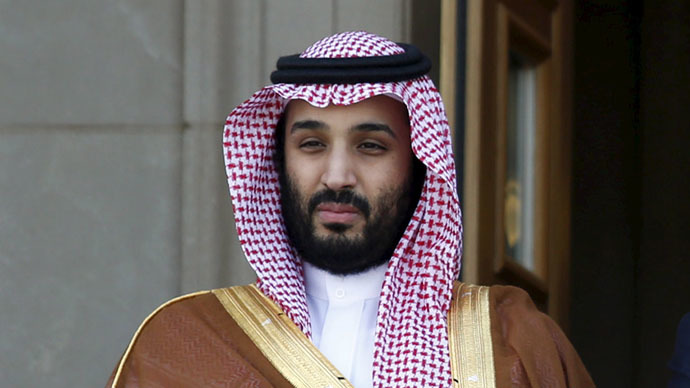 Mohammed bin Salman, deputy crown prince and defense minister of Saudi Arabia (Reuters)