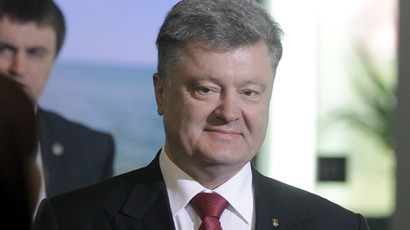'Poroshenko comments are Cold war-style thinking about Russia'