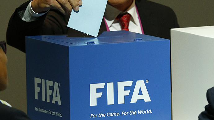 US probe turns Blatter into symbol of resistance to Western meddling
