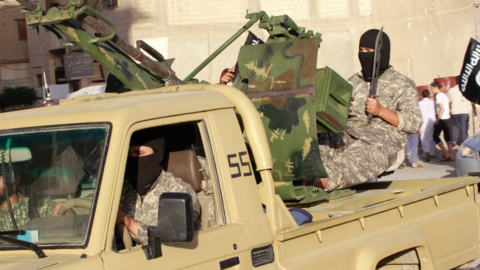 'US is using ISIS like an attack dog'