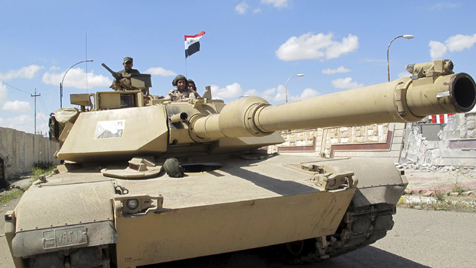 Iraq Diary Day 10: 'The US calling us terrorists is an honor'