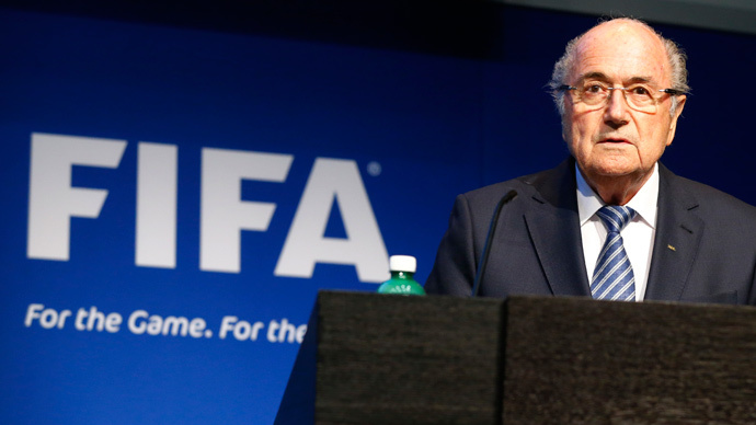 'FIFA should remove 'I' and insert 'A' for American'