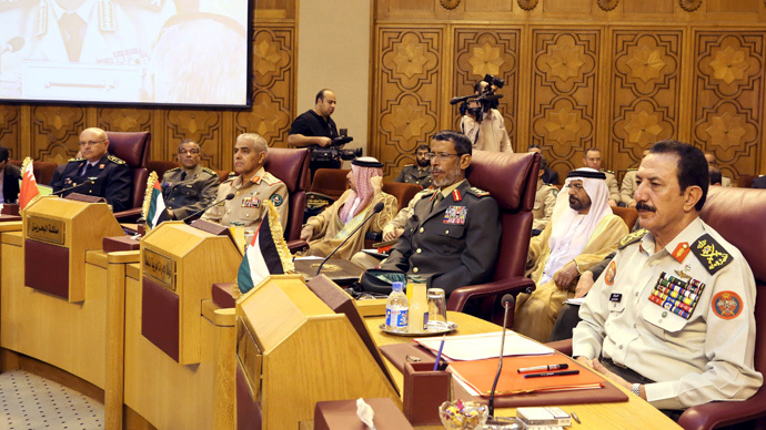 Will a Pan-Arab 'NATO-style force' secure the Arab region?