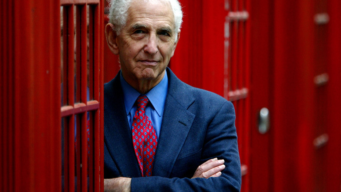 'Being called a traitor no small thing for a patriotic American' - Ellsberg