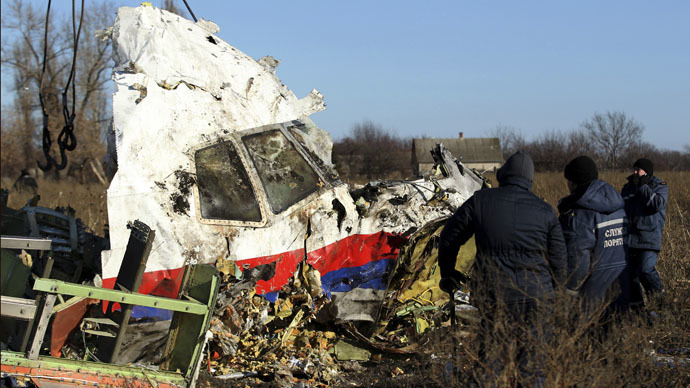 'MH17 Dutch investigators not interested in Russian side witnesses'