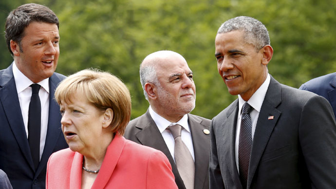 'G7 countries completely destabilized Middle East region'
