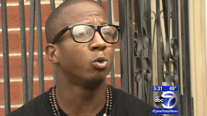 Kalief Browder (Screenshot from WABC-TV/DT)