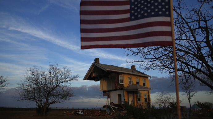 American empire imploding both at home & abroad