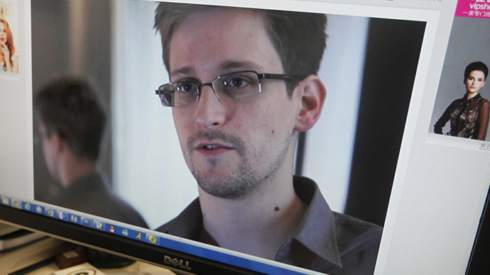 A picture of Edward Snowden (Reuters/Jason Lee)