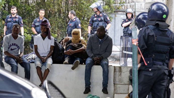 "EU migrant crisis: 'We can't have every member saying ""not on my patch""'"