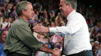 Meet the new Bush, same as the old Bush