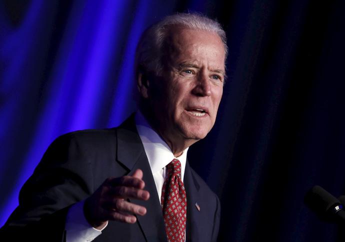 U.S. Vice President Joe Biden (Reuters / Yuri Gripas)