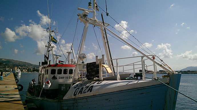 Third time's the charm? Israel's Gaza blockade to be tested by new Freedom Flotilla