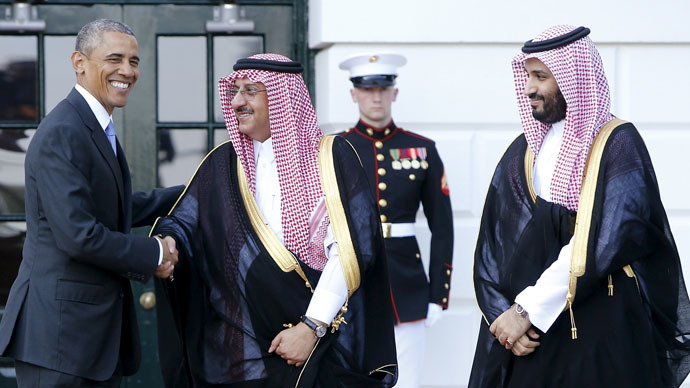 'Saudi Arabia invested a lot in Washington – no surprise it's shielded from media criticism'